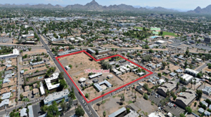 $7M sale of land zoned for multifamily in Central Phoenix highlights recent deals negotiated by NAI Horizon professionals