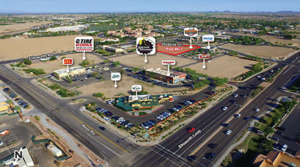 Service Retailer Inks $2.9M Lease for Tire Sales at Queen Creek Fiesta