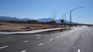 Rancho Sahuarita Boulevard South Now Open