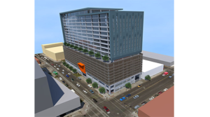 Board approves lease-purchase of 75 E. Broadway for new office tower