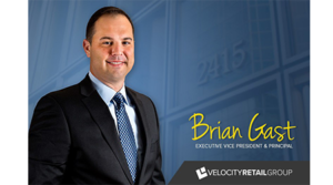 Velocity Retail Group Promotes Brian Gast to Executive Vice President and Principal