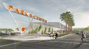 AZCREW takes a stroll through 'The New Park Central' for its February lunch