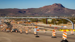 Modern I-10/Ina Road interchange nearing completion in Marana