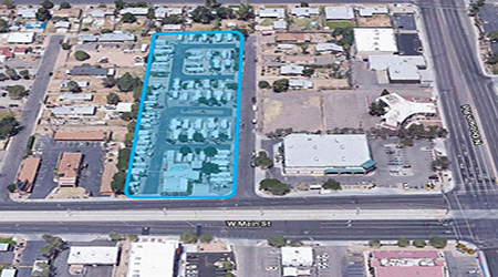 Sale of RV park in Mesa for $2 75 M highlights recent