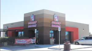 Dunkin Donuts Investment Trades For $951 PSF in Tucson