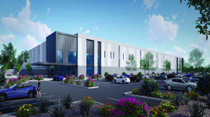 LGE breaks ground on The HUB at Goodyear Project to total 790,980 s.f. of spec space in Phoenix West Valley