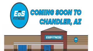 Velocity Retail Leases Vacant Big Box to EoS Fitness for Chandler Location