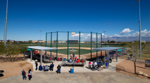 Tucson Invitational Games Underway