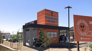 Vestis Group Negotiates Hard Corner Ground Lease for Bikini Beans Coffee in Mesa