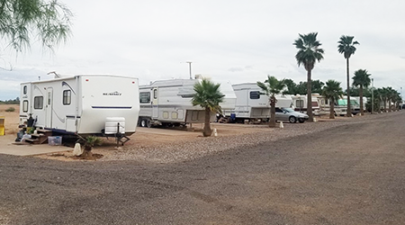 Casa Grande 85 Site Rv Park Sells For 1 66 Million Real