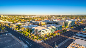 KBS/VERUS Taps Transwestern to lease madison square, a historic Boxing property in phoenix