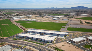 Jackson-Shaw and LaPour Partners Break Ground on Urban Insutrial Development Parc Germann in Chandler