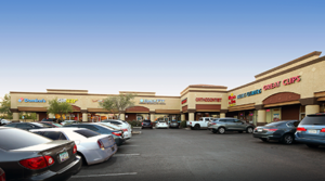 CBRE Announces $7.25 Million Sale of 19K SF Gilbert Retail Center