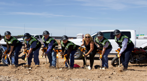 Agate Construction Breaks Ground on 20,000 SF Harley Davidson Dealership