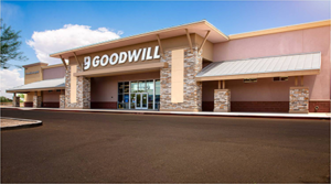 Velocity Retail Group's Investment Division Completes $5.7 MM NNN Sale of Goodwill of Central Arizona in Queen Creek