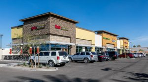 Hanley Investment Group Arranges Sale of $7.6M Retail Pad Building at Arrowhead Towne Center Mall in Phoenix MSA