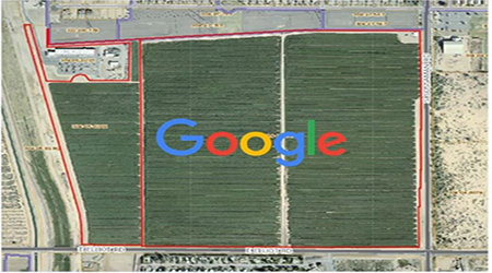 Technology Giant Google Coming to Mesa Elliot Road ...