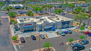Marcus & Millichap Arranges the Sale of Chipotle, AT&T, & Cici's in Mesa, AZ