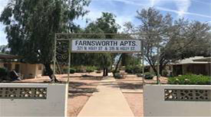 Marcus & Millichap Arranges the Sale of Farnsworth Apartments, a 30-Unit Apartment Community in Mesa, AZ