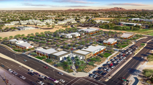 Remington Nevada begins construction on Gilbert Warner, a premier shopping center coming to Gilbert