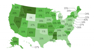 Study Reveals which States have Fastest Growing Markets for Vacation Homes