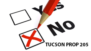 Such a Misleading Title to Tucson's Prop 205 Initiative