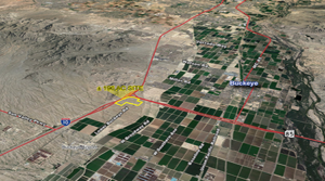 NAI Horizon negotiates sale of 196 acres of land at I-10 and Highway 85 in Buckeye