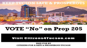 Prop 205 Debate, Rebuttal to Proponents in the News