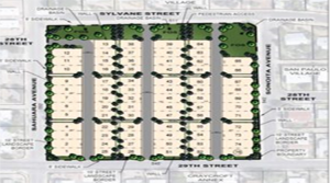 Pepper-Viner Planning 75 SFR Lot Infill Project at Corbett Elementary School Property
