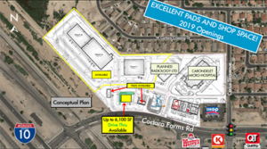 RADIOLOGY, Ltd. Plans to Build at I-10 & Cortaro Farms next to Micro Hospital