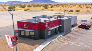 Marcus & Millichap Arranges the Sale of Jack in the Box Sale-Leaseback in Parker, AZ