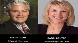 Two Real Estate Professionals Named Tucson's 2019 Man and Woman of the Year