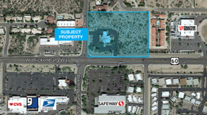 NAI Horizon represents seller in $1M land, building sale in Town of Wickenburg