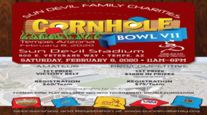 Sun Devil Football Stadium to host 2020 Cornhole Tournament Charity Event