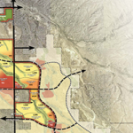 Tucson Rezones 1,290 Acres of State Land for Atterbury Trails along Houghton Corridor