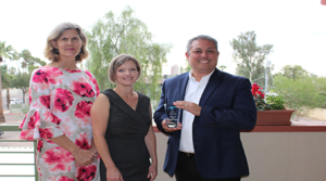 LISC Recognizes Foundation for Senior Living for The Marist on Cathedral Square in Tucson