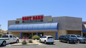 CBRE Facilitates $1.7 Million Sale of Single-Tenant Net-Leased Boot Barn in Tucson, Arizona