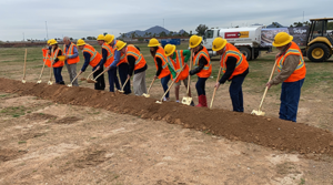 Palmer Development Breaks Ground on The Edge in Scottsdale