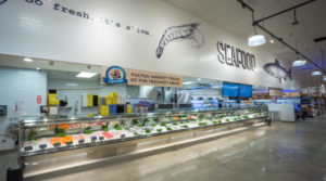 Sigma Contracting transforms big-box shell into H Mart, Arizona's first Asian-themed grocery store