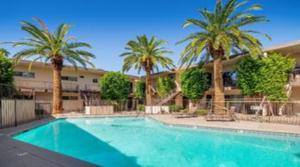 Marcus & Millichap Arranges the Sale of Camelback Springs, a 28-Unit Apartment Community in Phoenix