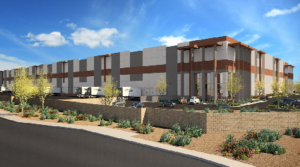 Tratt Properties breaks ground on largest-ever Phoenix industrial spec building