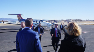Governor: New airport terminal example of Prescott's strong economic development