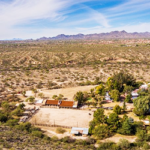 National Real Estate Auction Firm, Fine & Company to Auction Rancho de Los Cerros the stunning Spanish Mission Style Ranch inside Catalina State Park