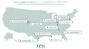Study Ranks Phoenix #15, Tucson #41 in Best Large Cities for Investment