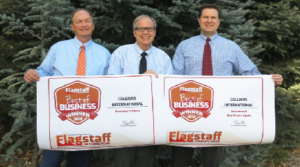 Colliers International Awarded Best of Business Awards by Flagstaff Business News