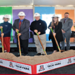 University of Arizona Breaks Ground for New Tech Park at The Bridges
