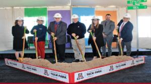 University of Arizona Breaks Ground for New Tech Park at The Bridges