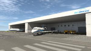 Graycor Begins Construction on First Runway-Adjacent Building at SkyBridge