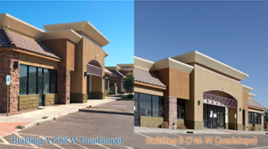 NAI Horizon's John Filli negotiates $1.035M investment-related sale of Gilbert office-retail complex