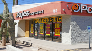 Former Payless Shoe Store to Become a Cox Store Location